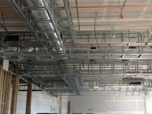 Bridgeport suspended Ceiling Contractors