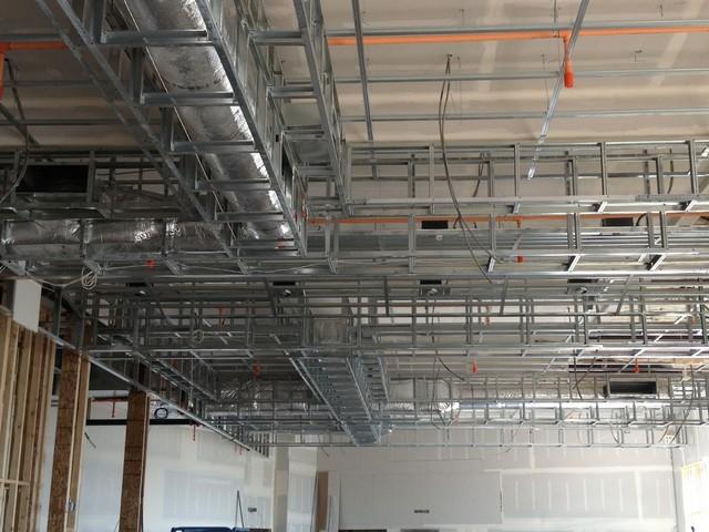 Acoustical Ceiling Contractors in Bridgeport CT | Suspended