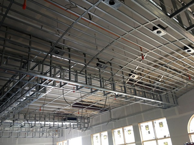 Commercial Drywall and Metal Framing Contractors serving CT