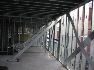 Metal Stud Framing contractor danbury ct