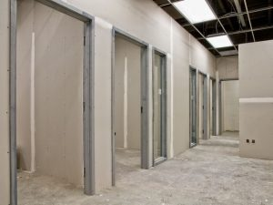 Metal doors, frames and hardware contractors
